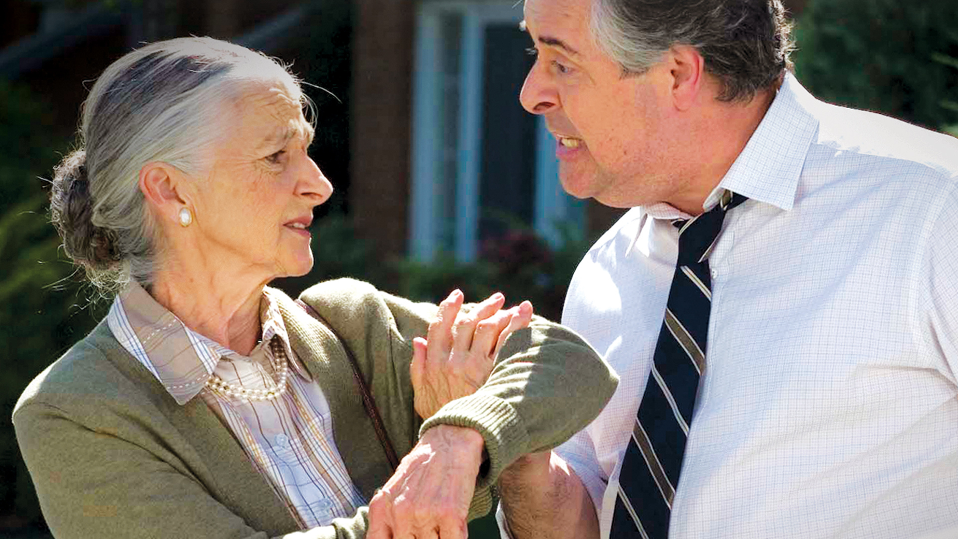 Learn The Signs Of Elder Abuse